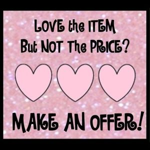 Other - SEND ME A REASONABLE OFFER & IT CAN BE YOURS!